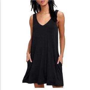 Dresses & Skirts - Summer Casual T Shirt Dresses Beach Cover up